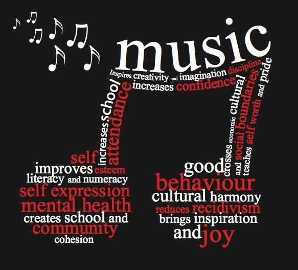 music, education, benefits, learning,