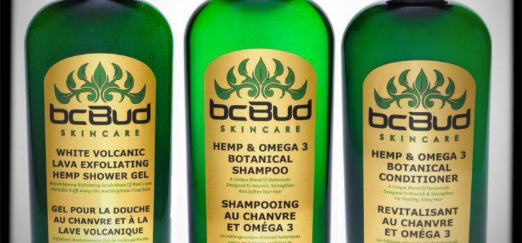 Blogger Opp ~ BC Bud Hemp Skincare Shampoo and Conditioner Set + Exfoliating Body Wash Giveaway