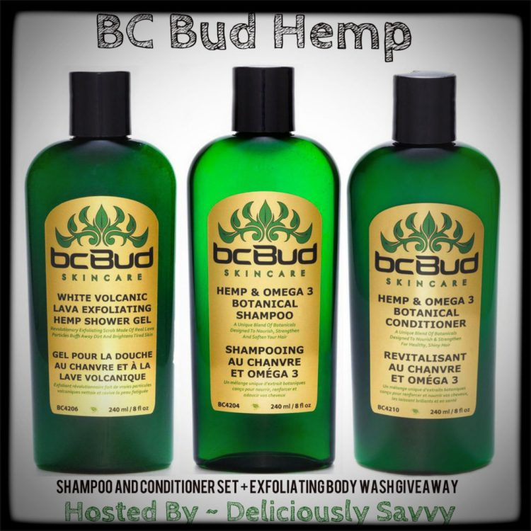 bcbud, skincare, haircare, natural product, promotion, giveaway, deliciously savvy