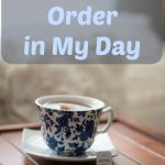 Gain More Order in My Day {New Mini-Series}