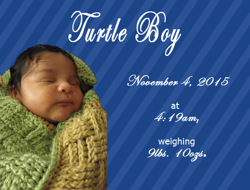 turtle boy, boy, birth, natural, natural birth, family, love, newborn, new baby