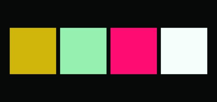 rebrand, colors, 2016, life breath present, branding, palette
