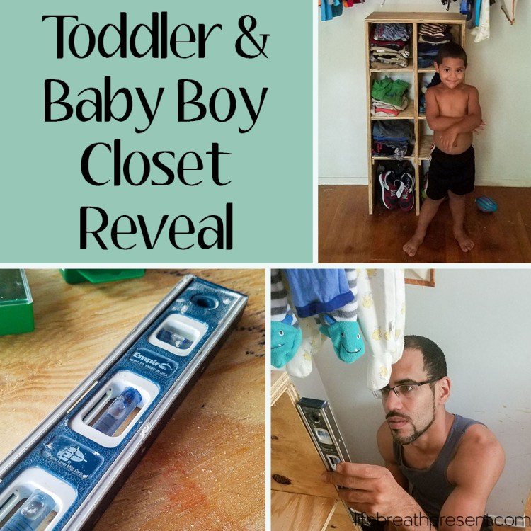 house, home, closet, reveal, diy, remodel, update, children, boys, room, shelves, shelving, level, empire
