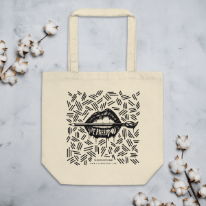Eat Sleep Create Eco Tote Bag