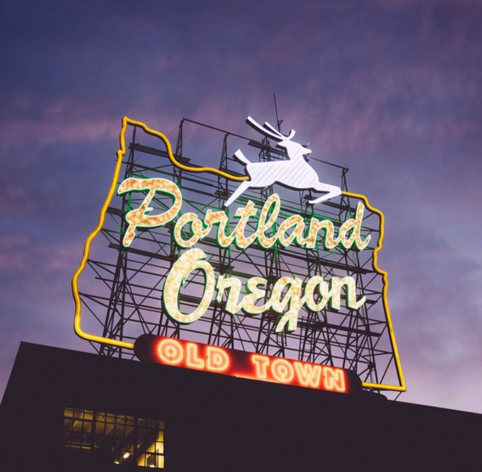Weekend Trip to Portland, Oregon