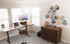 My New Work From Home Office