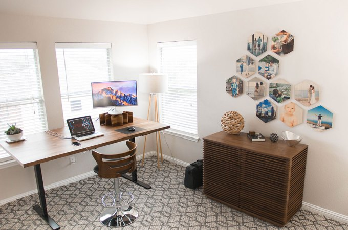 Ideal Home office 2017 Men