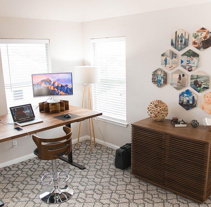 Ideal Home office 2017 Men
