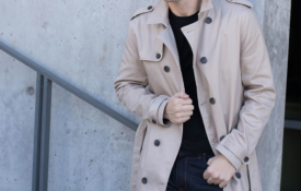 January Men's Coat Roundup - Favorite Coats From This Winter