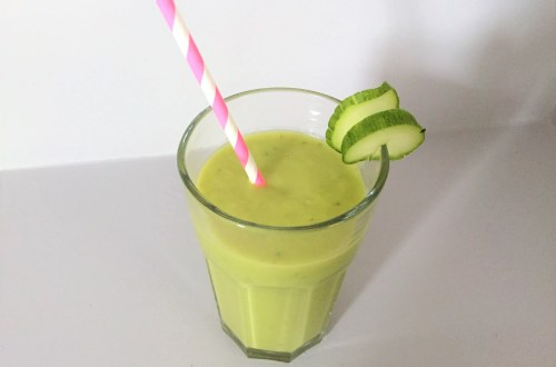 smoothie met avocado
