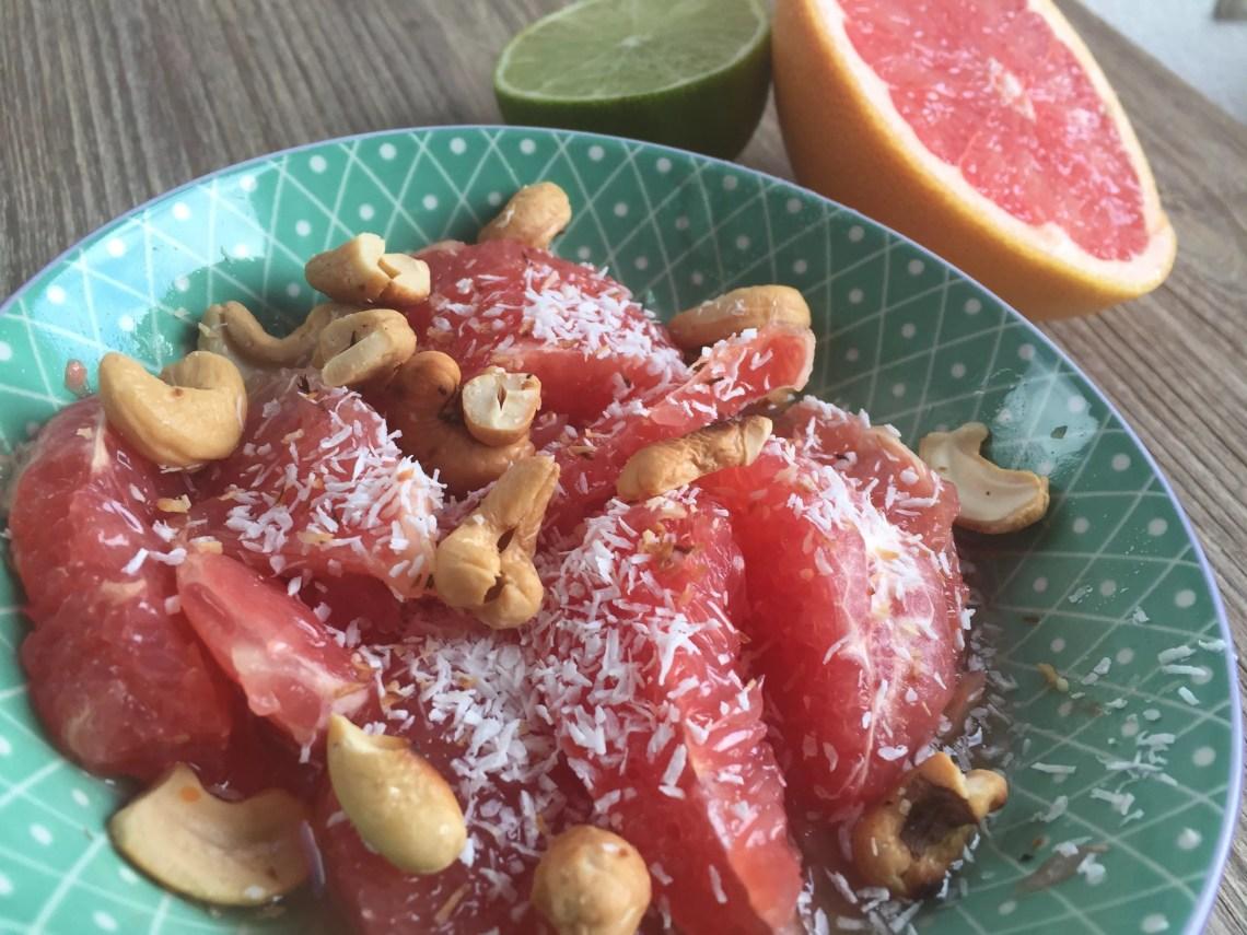 grapefruitsalade
