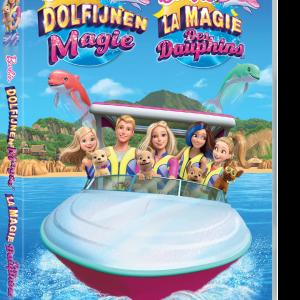 barbie dolfijnen magie