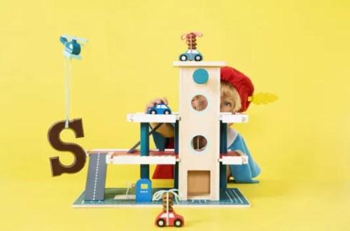 Houten speelgoed HEMA