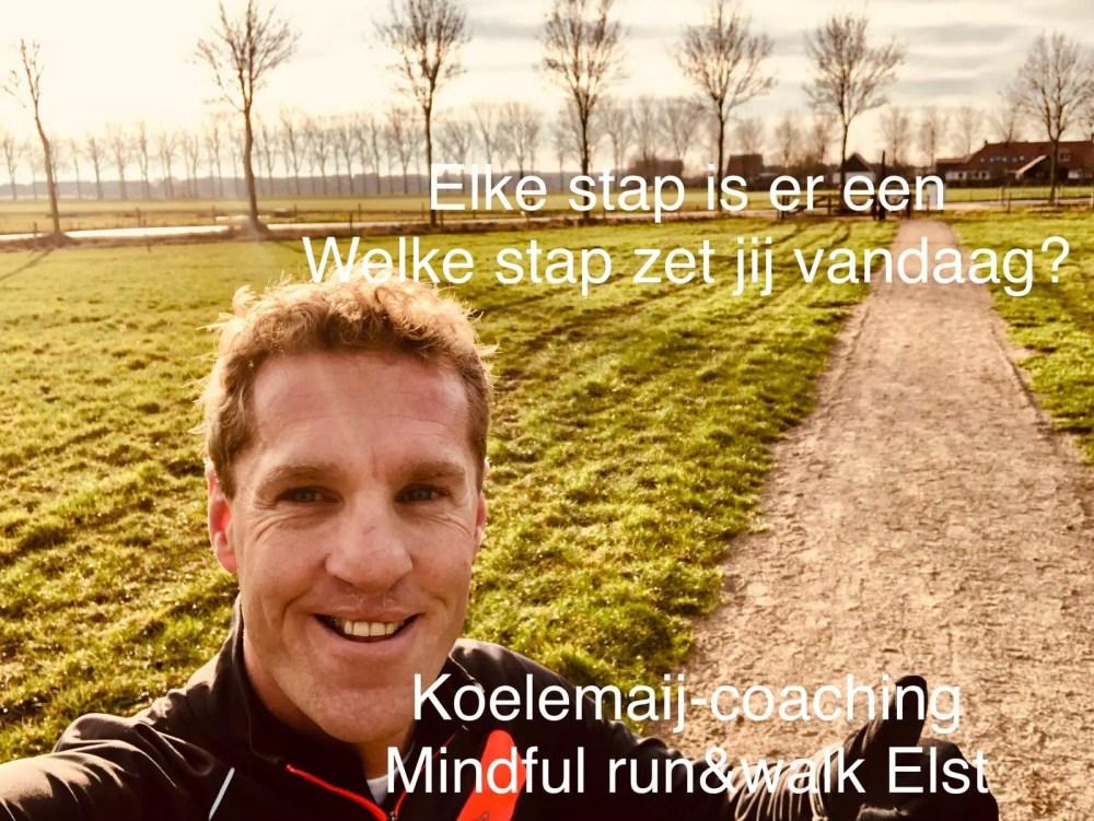 Mindful Run een momentje voor jezelf