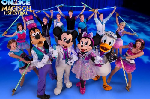 Disney on Ice Magisch IJsfestival