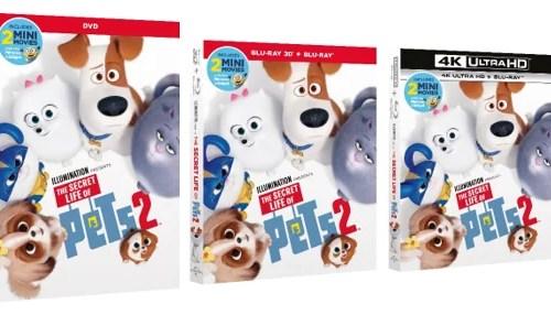 DVD Huisdiergeheimen)