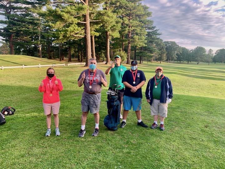LIFE Special Olympics Golf Team