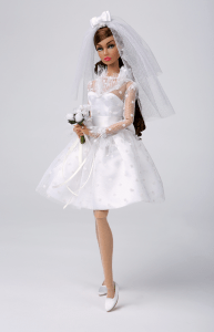 Wedding Belle Poppy Parker Limited Edition Size of 900 Dolls Estimated Ship Date: Approximately Early August 2015 Suggested Retail Price: $120.00 Available for Pre-order from Any Authorized Integrity Toys Dealer