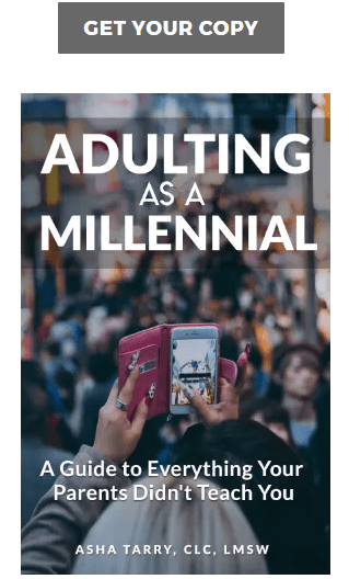 Adulting As A Millennial book