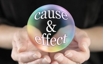 The Universal Law of Cause and Effect