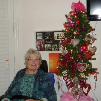 Sybil's Valentine Tree 2013