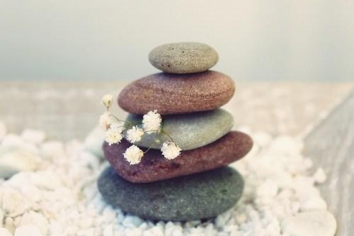 stones simple heartfelt life