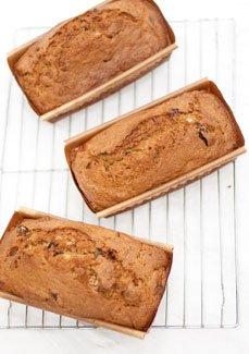 Vanilla scented zucchini date bread   Life Currents