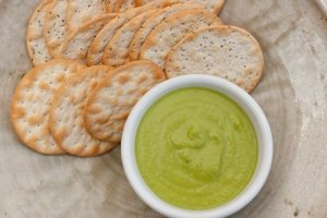 Peruvian Green Aji Sauce Life Currents #Peruvian #green #sauce #aji