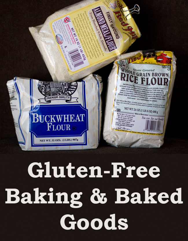 Gluten-Free Baking & Baked Goods with Flax Seed Bread - Non Wheat Focaccia Recipe & Rice Quinoa Yeast Bread Recipe