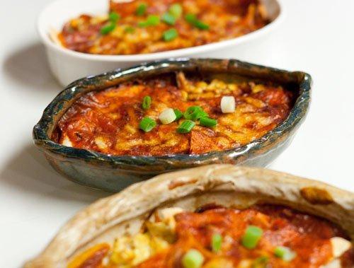 Vegetable Enchiladas https://lifecurrentsblog.com | Life Currents