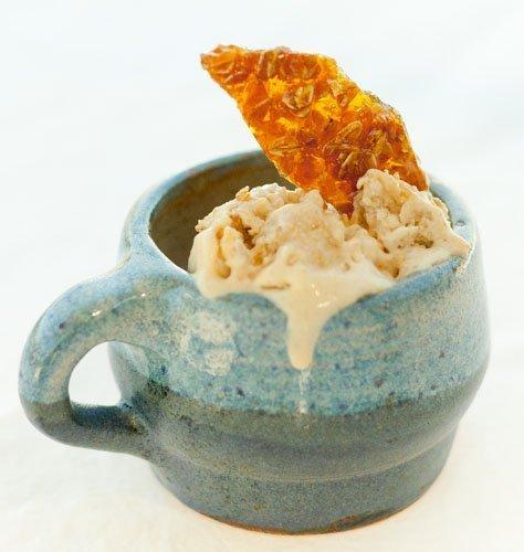 Oatmeal Crunch Ice Cream