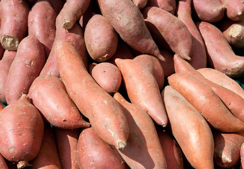 Simple Veggie Side Dishes that are perfect for the holidays - sweet potatoes