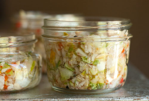 Sweet Pickle Relish - try making your own to kick up your bugers and dogs all summer long!