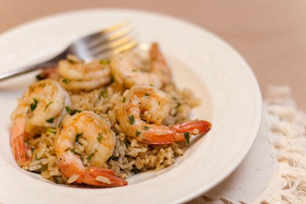 cajun shrimp and rice, a great weeknight meal Cajun Shrimp with Rice #weeknight #easy #healthy #quick #dinner #seafood #shrimp