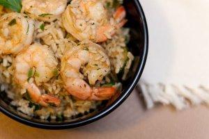 Cajun Shrimp with Rice