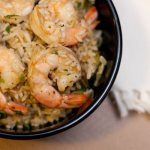 Cajun Shrimp with Rice
