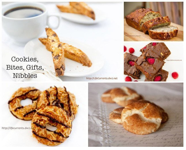 Cookies, Bites, Nibbles, and Gifts | Life Currents https://lifecurrentsblog.com