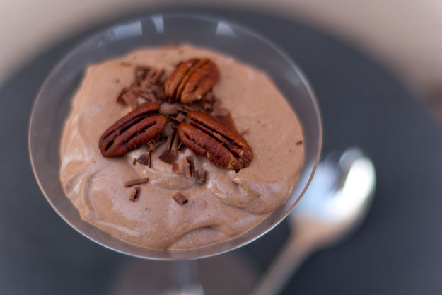 Creamy Healthy Chocolate Pudding