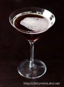 espresso coffee martini