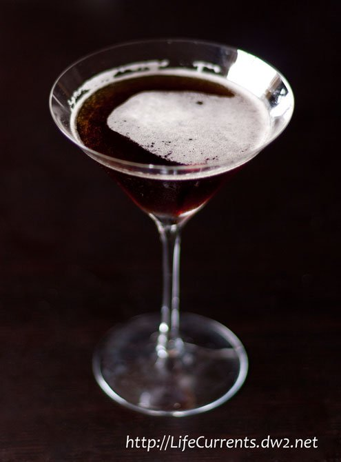 espresso coffee martini