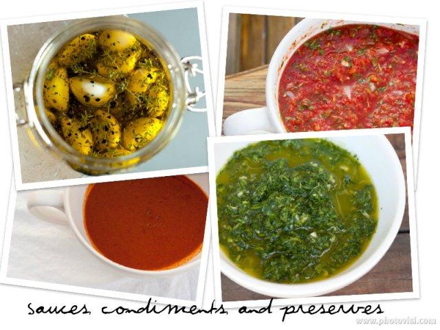 Sauce, condiments, and Preserves https://lifecurrentsblog.com/