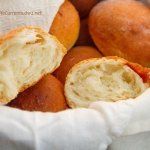 Homemade Fresh Buttermilk Dinner Rolls