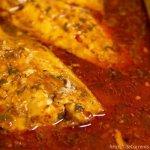 Spicy Baked Cajun Cod