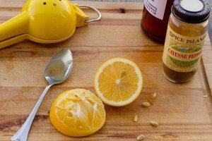 The Hot Honeyed Lemon
