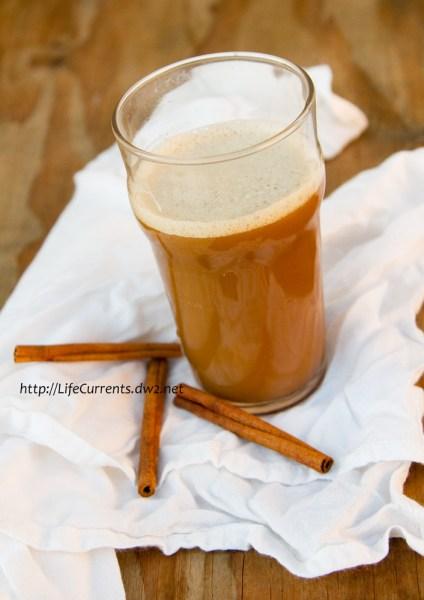 Iced Shaken Cinnamon Creme Coffee   Life Currents