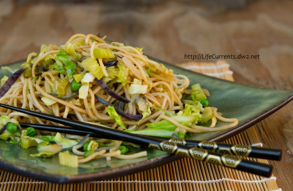 Chow Mein Noodles #Asian #noodles #yakisoba #chowMein