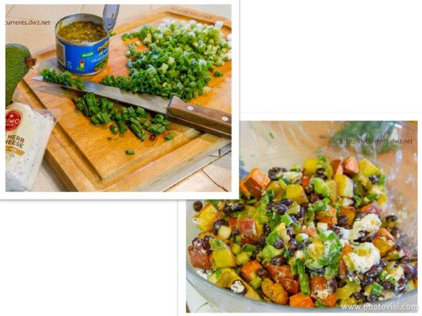 Black Bean Sweet Potato Enchiladas | Life Currents https://lifecurrentsblog.com