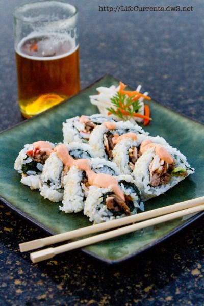 The Dan Roll: Teriyaki Steak Sushi Roll | Life Currents The Dan Roll: Teriyaki Steak Sushi Roll | Life Currents https://lifecurrentsblog.com California Roll Sandwich https://lifecurrentsblog.com