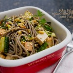 Soba Noodle Salad with Grilled Veggies and Tofu | Life Currents
