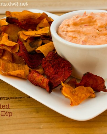 Sun Dried Tomato Dip | Life Currents